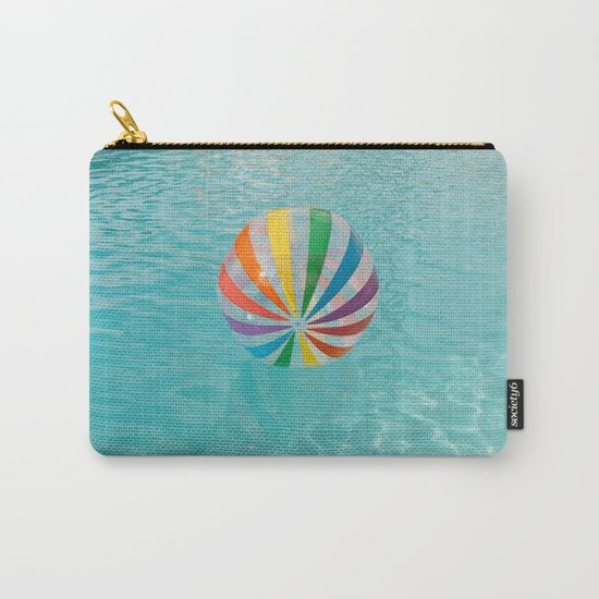 Palm Springs Pool Day Carry-All Pouch