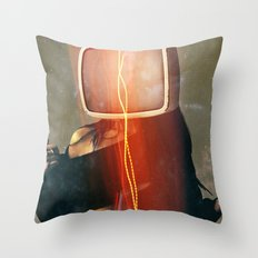 SEX ON TV - BLANCHE by ZZGLAM Throw Pillow