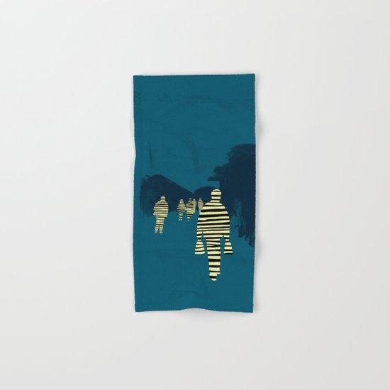 attraction Hand & Bath Towel