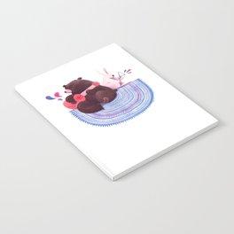 Bear & Bunny Notebook