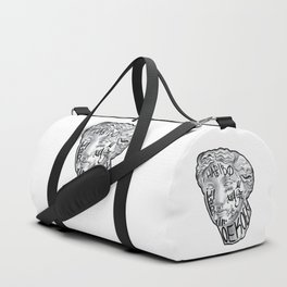 Taged Duffle Bag