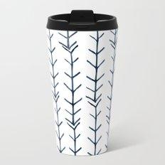 Twigs and branches Metal Travel Mug