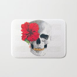 A Beautiful Woman Bath Mat