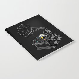 Star Track Notebook