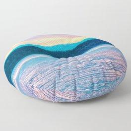 Dusk for Porter Floor Pillow