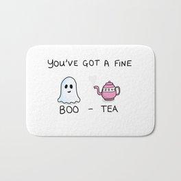 Boo-tea Bath Mat