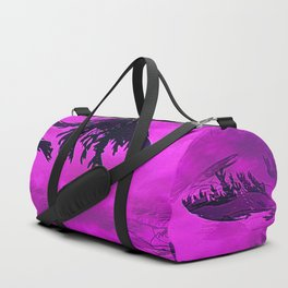 Purple Dreams Duffle Bag