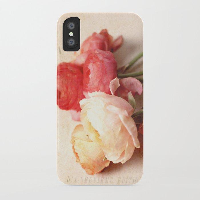 Romantic Heart iPhone Case