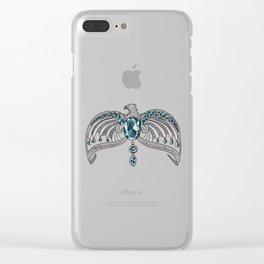 Rowena Ravenclaw's Diadem Clear iPhone Case