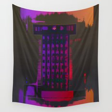 TOWER / ROOK Wall Tapestry