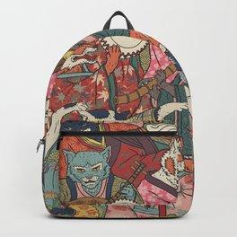 Night parade Backpack