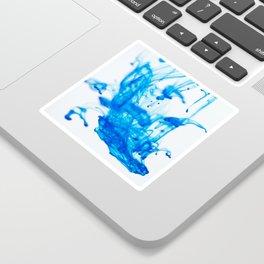 Fluid Sticker