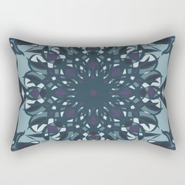 Rainy Day - Mosaic Rectangular Pillow