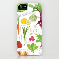 Seasons eatings iPhone (5, 5s) Slim Case