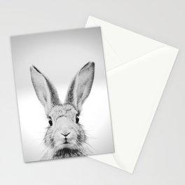 Cute Rabbit, Nursery Art Stationery Cards