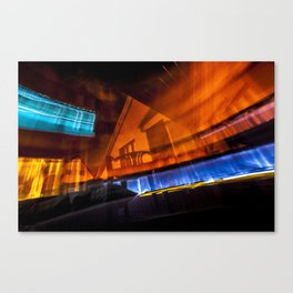 summer thougts  Canvas Print