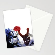 A dagger of the mind Stationery Cards