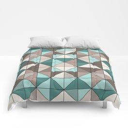 Triangle №1 Comforters