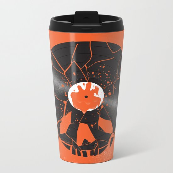 Shaun of the dead Metal Travel Mug