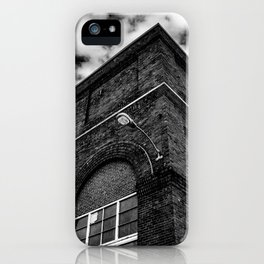 Looming Point iPhone Case