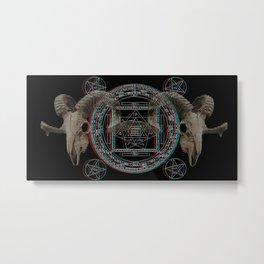 SystemOvDivineLore Metal Print