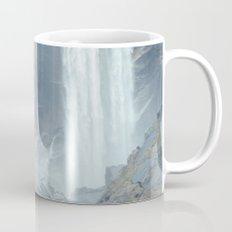 Mist Falls in Yosemite National Park Mug