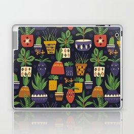 Potted Plants Laptop & iPad Skin