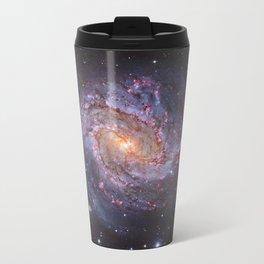Galaxy fossils Travel Mug