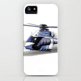 Airbus H-160 iPhone Case