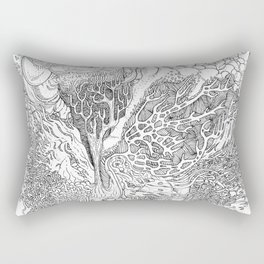 Rotting in Essence #1 Rectangular Pillow