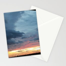 Side view mirror Stationery Cards