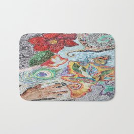 Rebirth of the Spirit Bath Mat