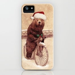 A Barnabus Christmas iPhone Case