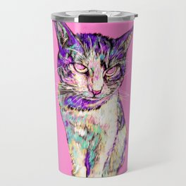 Twitch the Cat Travel Mug