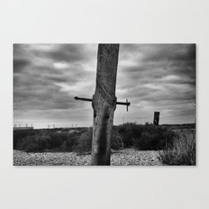 Dungeness 2 Canvas Print