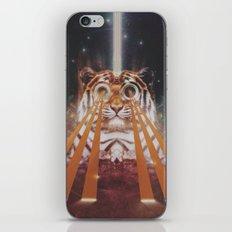 Tiger Wow iPhone & iPod Skin