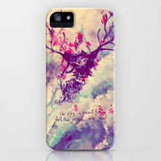 the sky is beautiful iPhone (5, 5s) Slim Case
