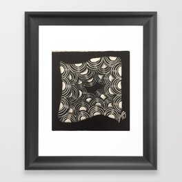 Aura Zensation Framed Art Print
