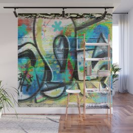 Exclamation Wall Mural