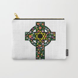 Cross of David Carry-All Pouch