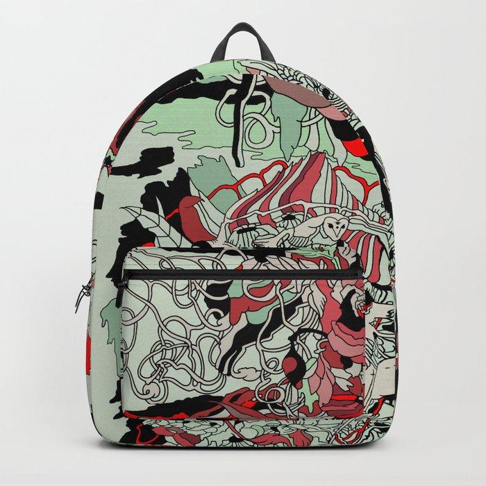 UNINVITED GARDEN Backpack