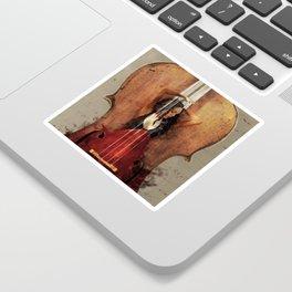 Dissolve Sticker