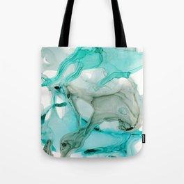 Aqua Life Tote Bag