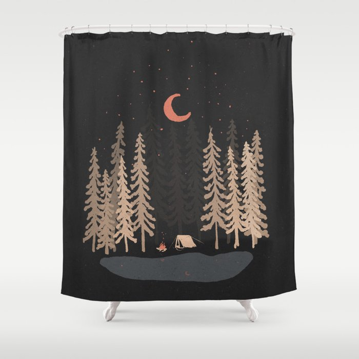 Feeling Small... Shower Curtain