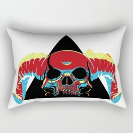 Illuminati Satan - Lucifer Rectangular Pillow