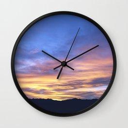 """Sunrise Horizon 2"" by Murray Bolesta Wall Clock"