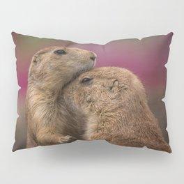 Loving Prairie Dogs Pillow Sham
