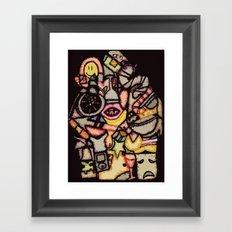Pack Rat Framed Art Print