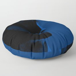 L'homme - midnight Floor Pillow