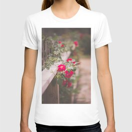 Summer Roses T-shirt